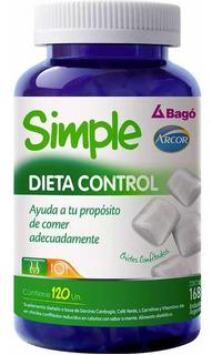 Simple Dieta Control Perdida De Peso