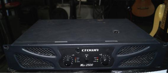 Potencia Amplificador Crown 2500 W Canhao - Preço Nacional!