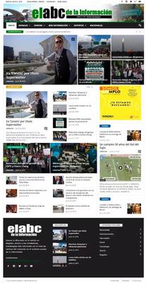 Pagina Web De Noticias + Hosting Y Dominio