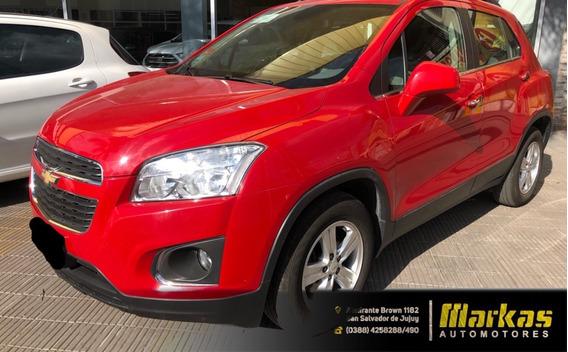 Chevrolet Tracker Fwd 1.8 Mt 2014