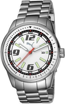 Relógio Puma Masculino Prata - Pu102041002