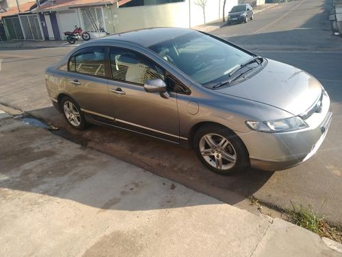 Imagem 1 de 15 de Honda Civic 2008 1.8 Exs Flex Aut. 4p