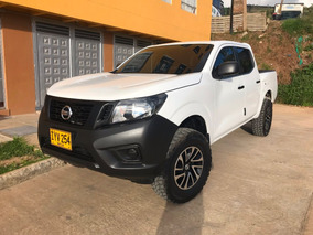 Nissan Frontier Np300 4x2 A/c Gasolina 2017 2500c.c.