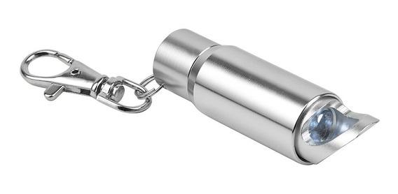 Llavero Aluminio Lampara Destapador Leo Promocional