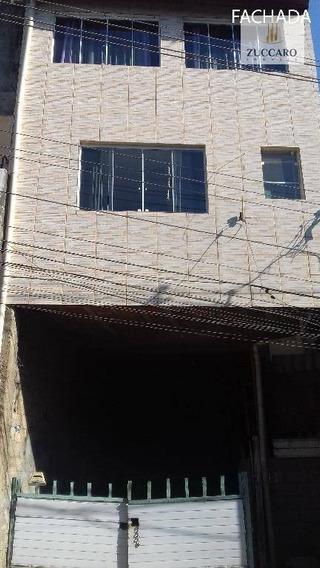 Sobrado Residencial À Venda, Chácara Cabuçu, Guarulhos. - So3059