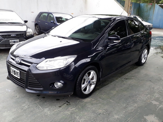 Focus Automatico 2.0 Sedan Se Plus At6 2013