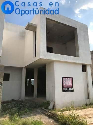 Casas En Obra Negra En Fracc. Casa Fuerte Coto Fortaleza