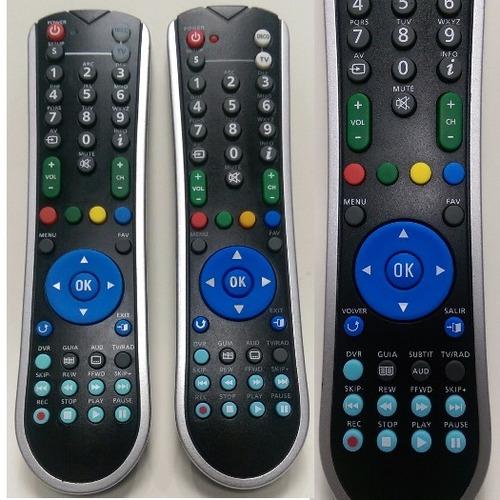 Control Remoto Para Decodificador Hd Sagencom Movistar