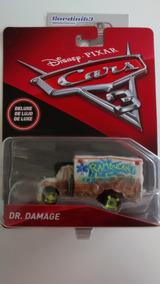 Disney Pixar Cars 3 Dr. Damage - Ambulância
