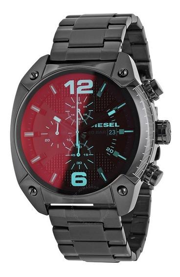 Relógio Diesel Camaleão Dz4316 100% Original Na Caixa Lind
