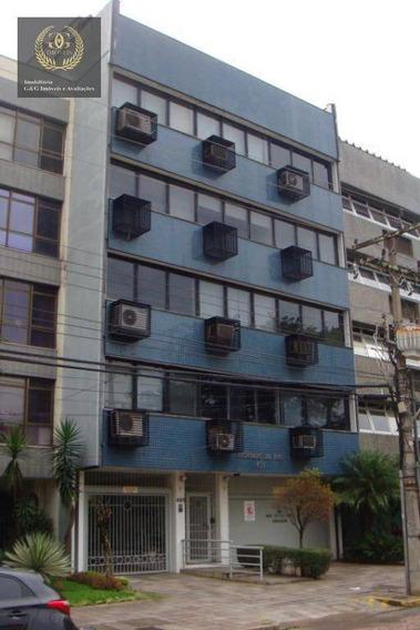 Sala À Venda, 35 M² Por R$ 180.000,00 - Rio Branco - Porto Alegre/rs - Sa0005