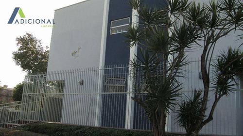 Imagem 1 de 6 de Apartamento  Residencial Para Locação, Rebouças, Curitiba. - Ap0163