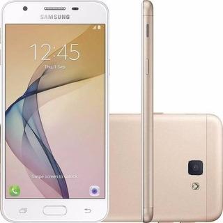 Celular Samsung Galaxy J5 Prime Ouro Dual 4g Vitrine