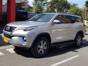 Toyota Fortuner 2.700 Gasolina 4x2 Modelo 2018