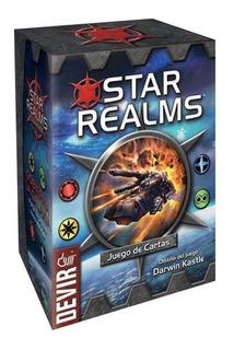 Star Realms Juego De Cartas Estrategia Devir Oficial Lelab