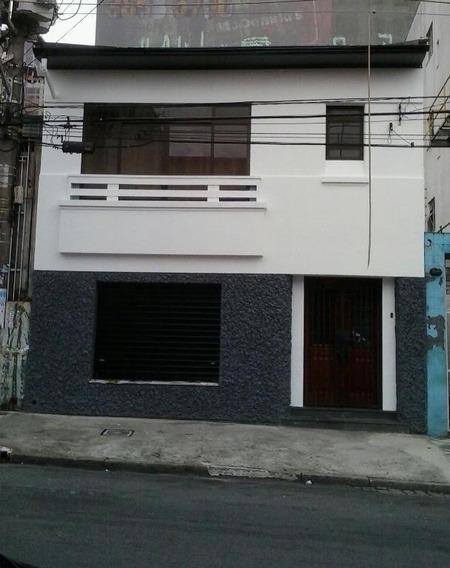 Sobrado Comercial Para Locação, Santana, São Paulo - So0492. - So0492