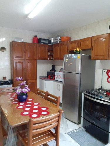 Sobrado À Venda, 220 M² Por R$ 390.000,00 - Jardim Fernandes - São Paulo/sp - So0324