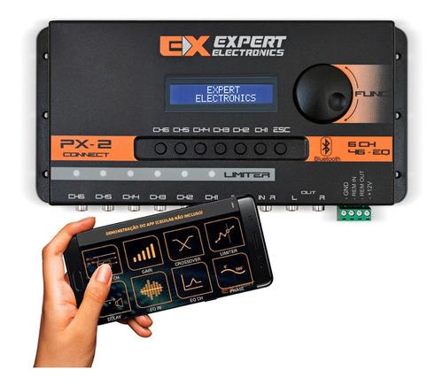 Imagem 1 de 8 de Processador De Audio Equalizador Expert Px2 Connect Bt