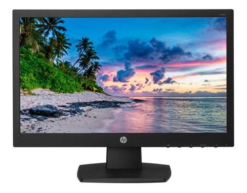 "Monitor HP V194 led 18.5"" negro 100V/240V"