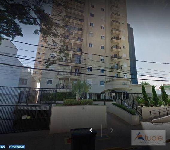 Apartamento À Venda, 71 M² Por R$ 594.000,00 - Vila Itapura - Campinas/sp - Ap6389