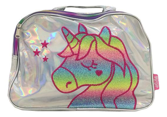 Bolso Unicornio Linea Holografica 5530860