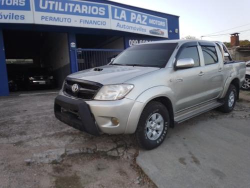 Toyota Hilux 3.0 D/cab 4x4 Srv Automatica 2007 099668403