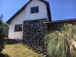 Hermosa Casa Estilo Neo Rústico En El Ajusco