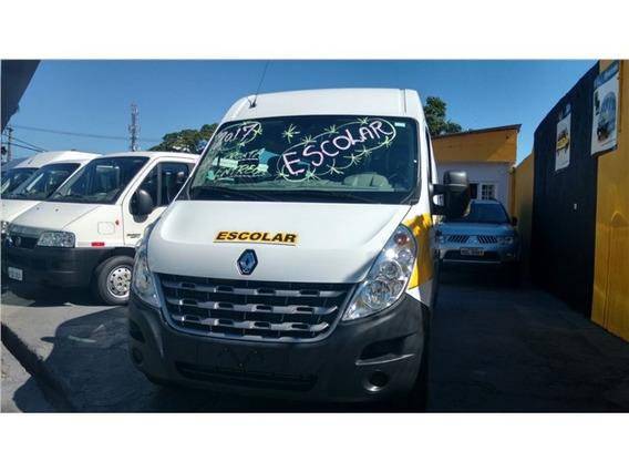Renault Master L2h2 0km - 20 Lugares
