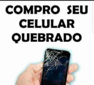Compro iPhone Quebrado Pago Preço Justo!!!