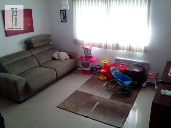 Sobrado Com 3 Dormitórios À Venda, 195 M² Por R$ 850.000 - Mandaqui - São Paulo/sp - So0183