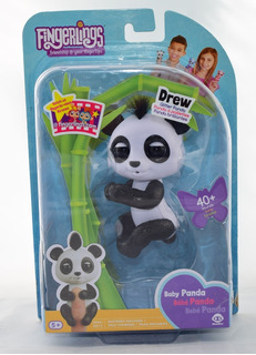 Fingerlings Baby Panda Drew +40 Sounds Original Usa Nuevo