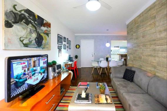 Apartamento Para Alugar No Bairro Perdizes Em São Paulo - - Cd953caetes-2