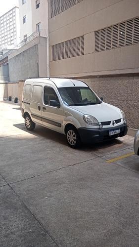 Imagem 1 de 4 de Renault Kangoo Express 2014 1.6 16v Hi-flex 4p