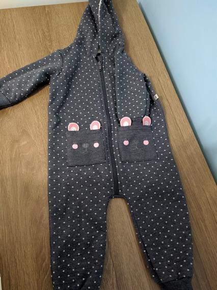 Macacão Para Bebê - Meninas
