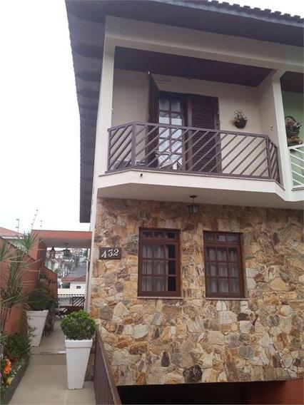 Sobrado Com 3 Dormitórios Na Vila Mazzei - Zona Norte - Sp - 170-im444178