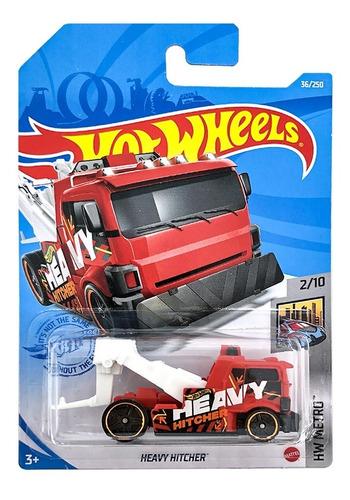 Imagem 1 de 1 de Carrinho Hot Wheel À Escolha - Edição Metro - Mattel