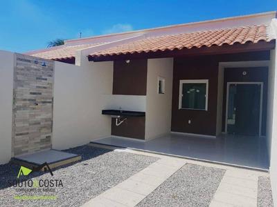 Casa Residencial À Venda, Pato Selvagem, Maranguape. - Ca0202