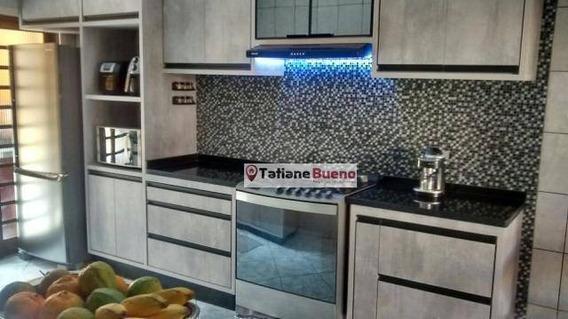 Casa Com Edicula E Cozinha Americana - Ca1658