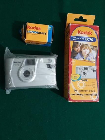 Câmera Ec 70 Kodak