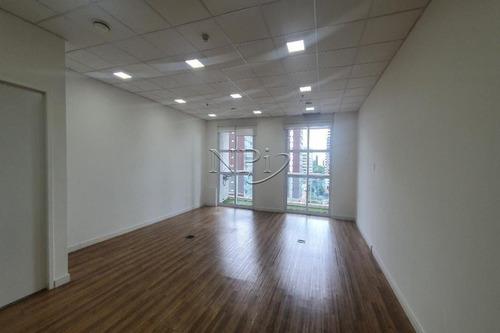 Edificio Capital Corporate Offices - Salas Comerciais Para Venda No Brooklin | Npi Imoveis. - L-051