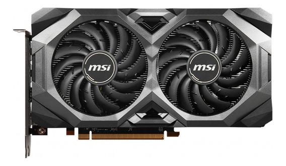 Placa de video AMD MSI Radeon RX 5700 Series RX 5700 XT RADEON RX 5700 XT MECH OC OC Edition 8GB
