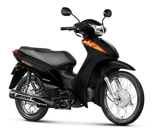 Honda Biz 100 Es Gasolina 2015
