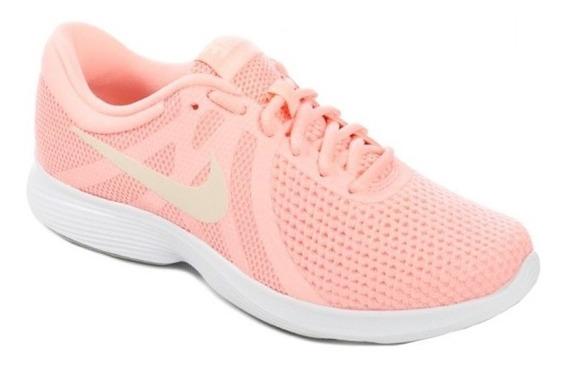 Zapatillas Nike Revolution 4 Mujer Running Nuevas 908999-602