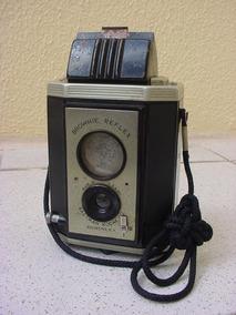 Antiga - Câmera Eastman Kodak - Bownie Reflex Decada 50/60.