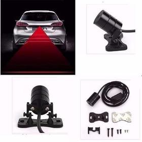 Led Laser Anti-colisão Automotivo Neblina Nevoeiro Brilhante