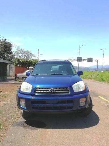 Toyota Rav-4 Rav4l 4x4