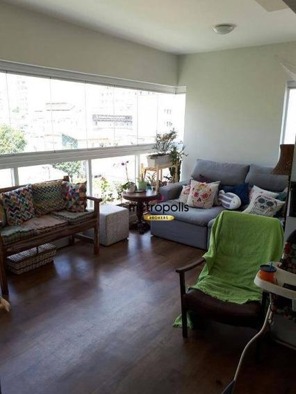 Apartamento À Venda, 65 M² Por R$ 425.000,00 - Santa Paula - São Caetano Do Sul/sp - Ap2163