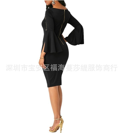 Vestido Fiesta Importado Modelo Fabiola Qilaixing