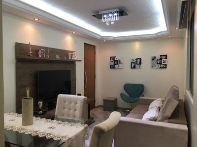 Apartamento Para Venda No Jd Santa Bárbara Em São Paulo - S - 142a
