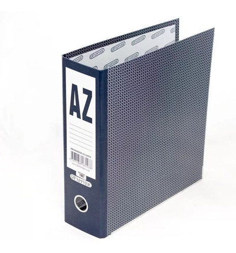 Archivador Az Carta Pappyer X3 Unidades Carpeta/folder